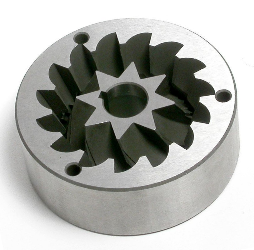 71mm Conical Burrs for MC3