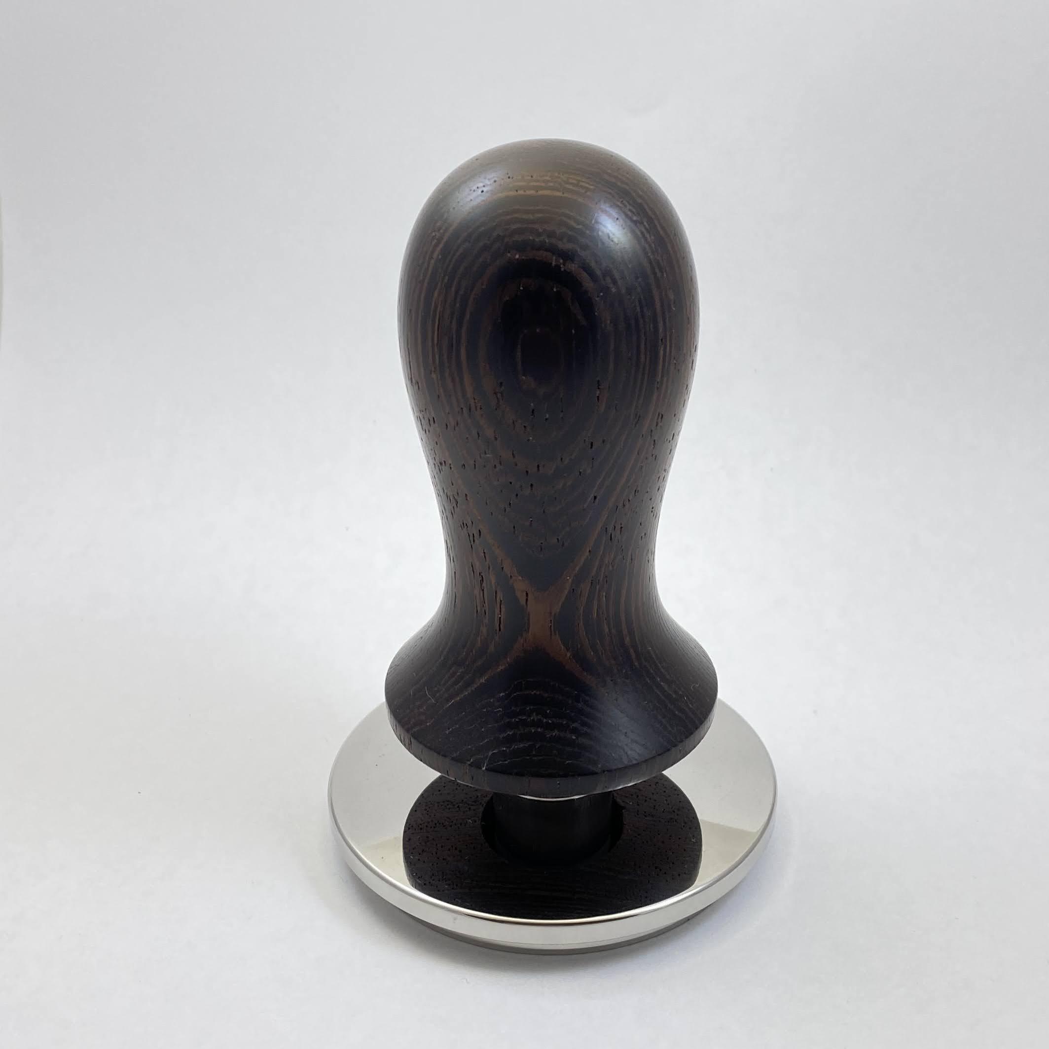 LevTamp Wenge - Auto-Leveling Espresso Tamper 58.5mm