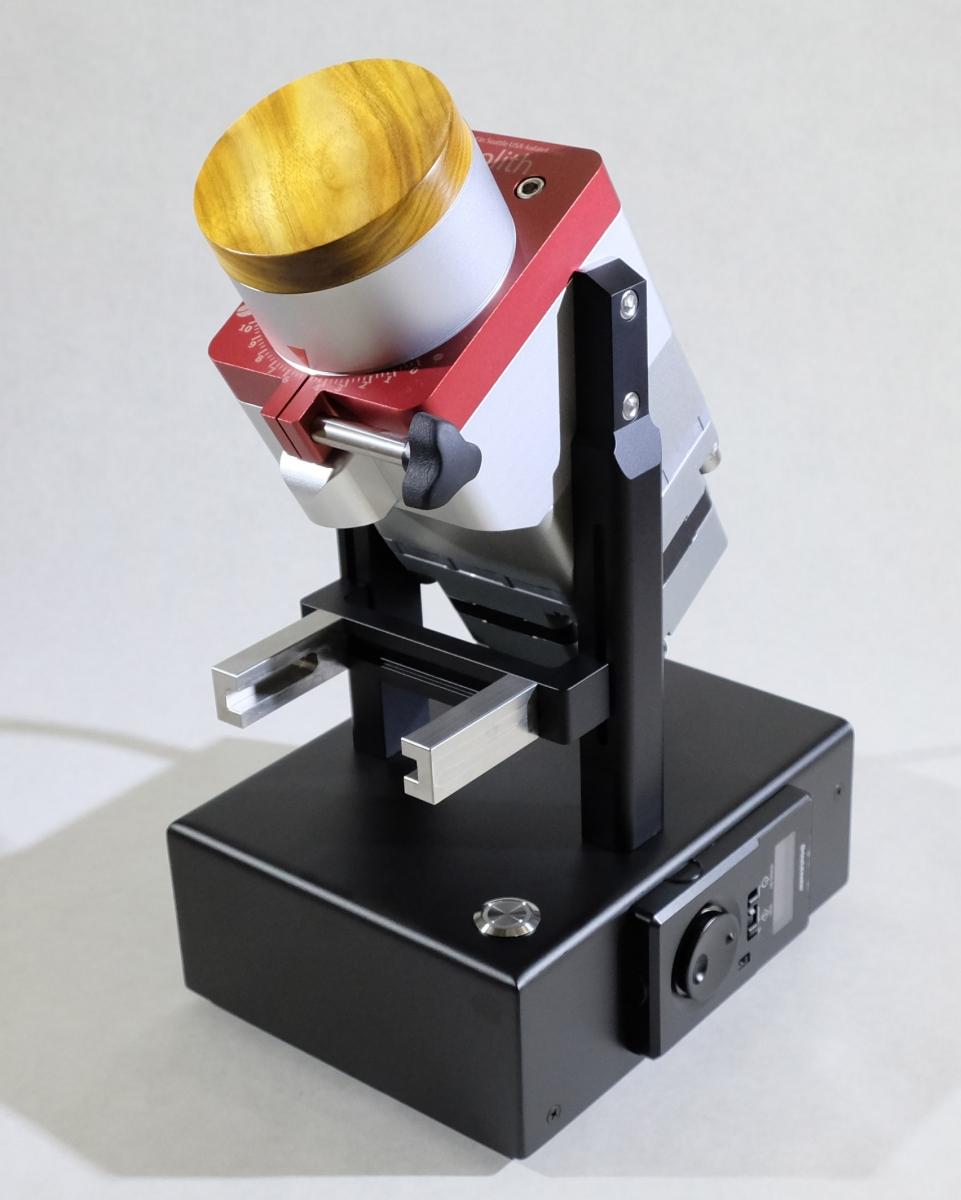 Monolith Flat 75mm Titan Single Dosing Espresso Grinder